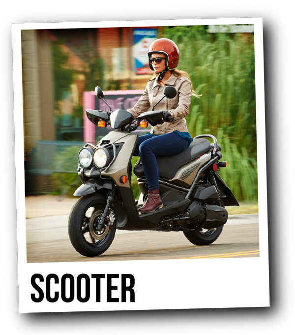 Shop Yamaha Scooters