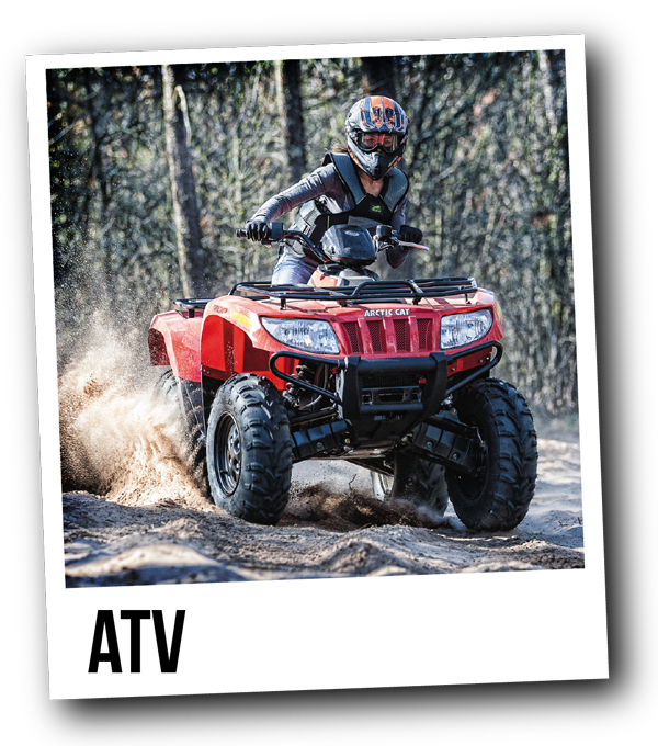 Shop Arctic Cat ATV