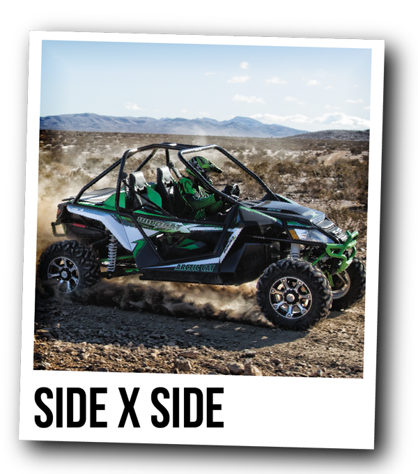 Shop Arctic Cat Side X Side