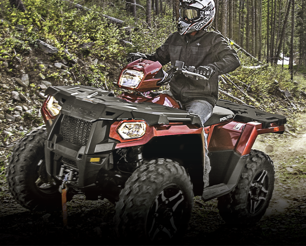 Polaris ATV's