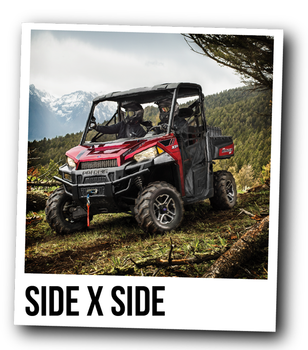 Shop Polaris Side X Sides