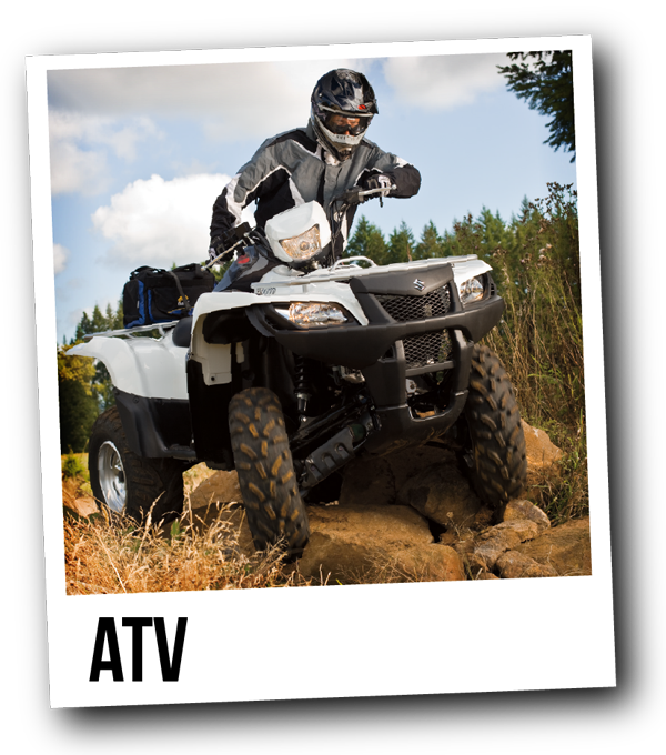 Shop Suzuki ATV
