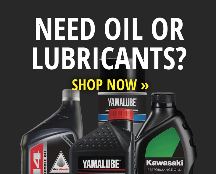 Need Oil or Lubricants - Shop Now!