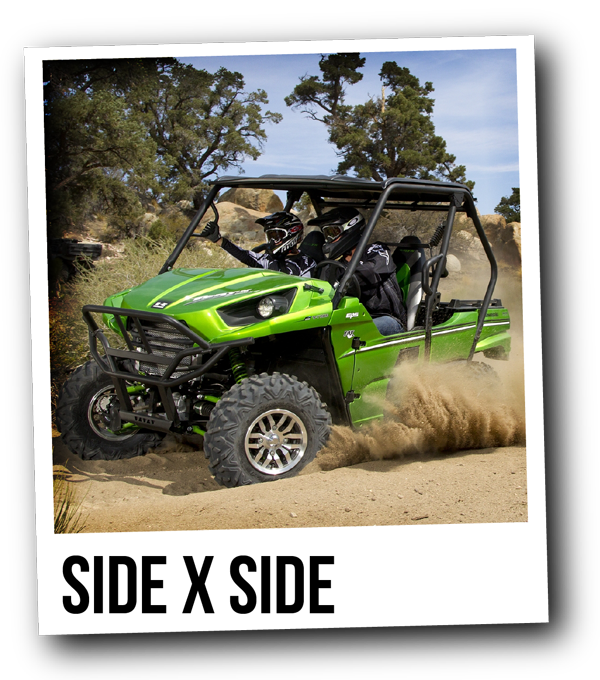 Shop Kawasaki Side X Side
